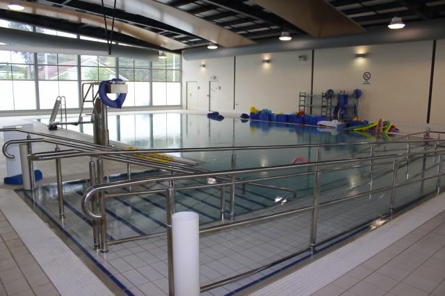 Hydrotherapy Solutions - Heidelberg Repat Pool