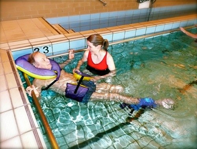 About Hydrotherapy Solutions - Pool time